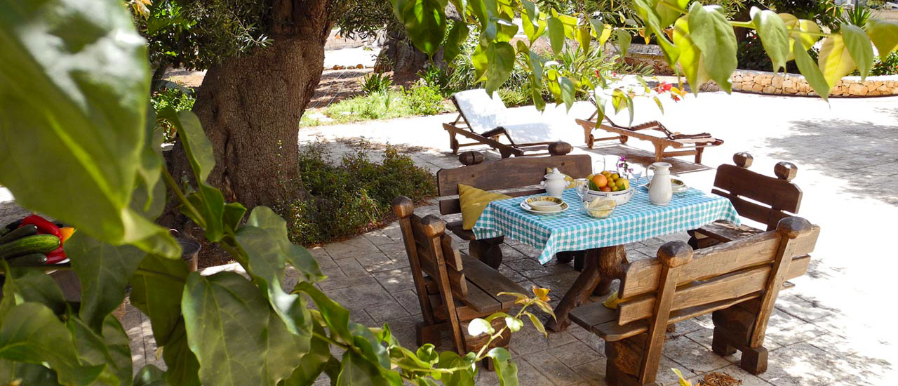 Hotel Residence Masseria Tutosa